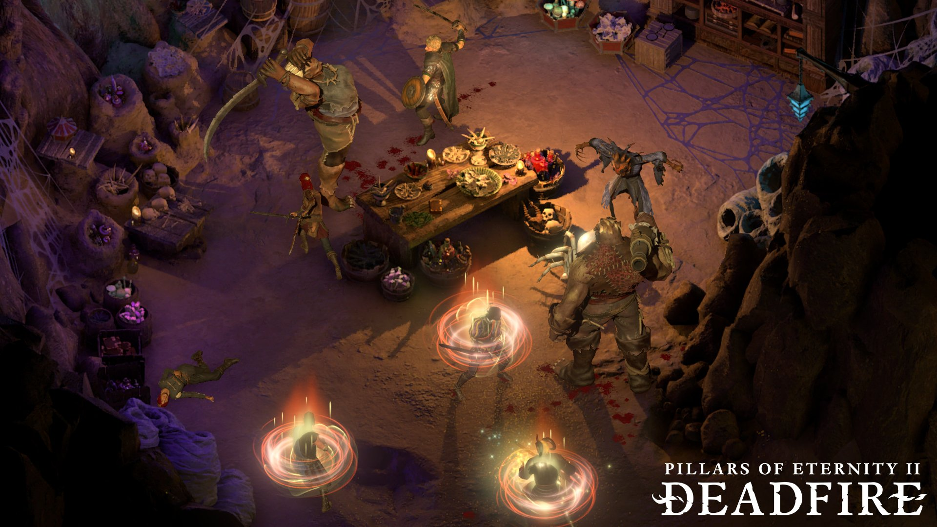 Pillars Of Eternity Background: Pillars Of Eternity II: Deadfire HD Wallpaper