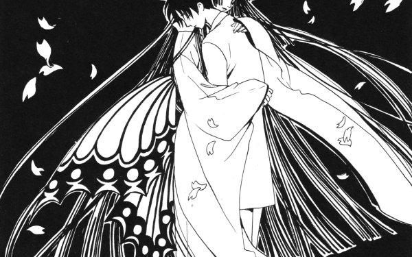 Anime xxxHOLiC Yuuko Ichihara Kimihiro Watanuki HD Wallpaper   Background Image
