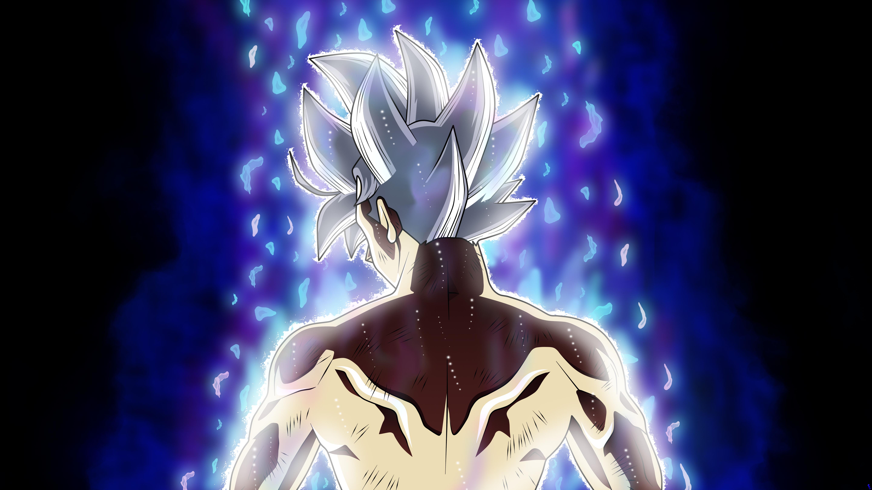 Goku Migatte No Gokui dominado 5k Retina Ultra HD Wallpaper | Background  Image | 5760x3240 | ID:909654 - Wallpaper Abyss