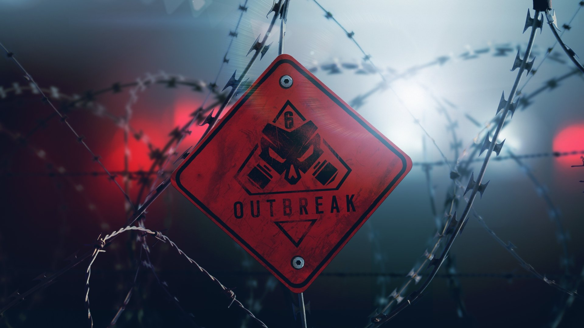 9 Outbreak Tom Clancy S Rainbow Six Siege Hd Wallpapers