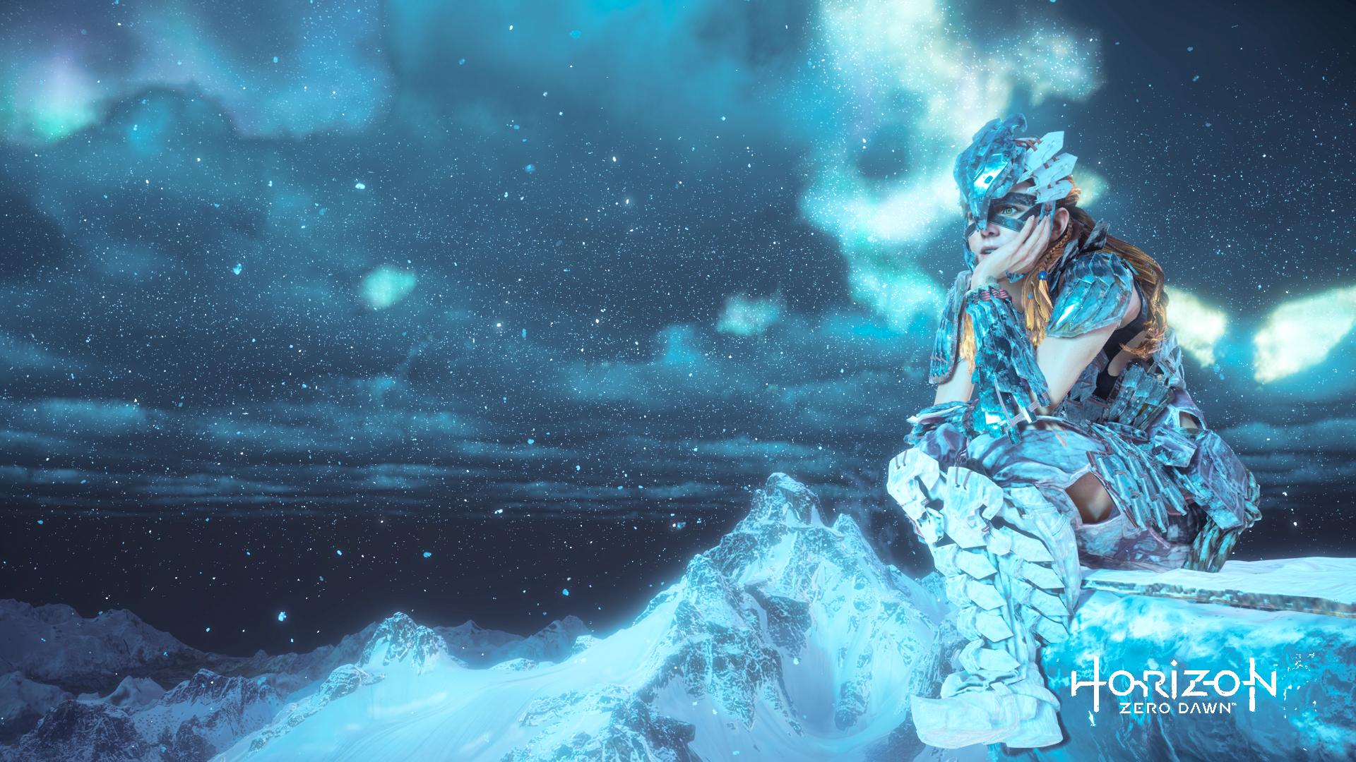 Horizon Zero Dawn Aloy Bow Ultra Hd Desktop Background Wallpaper