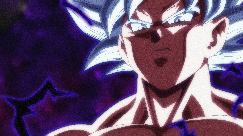 Goku Mastered Ultra Instinct Limit Breaking God Episode 130 5k
