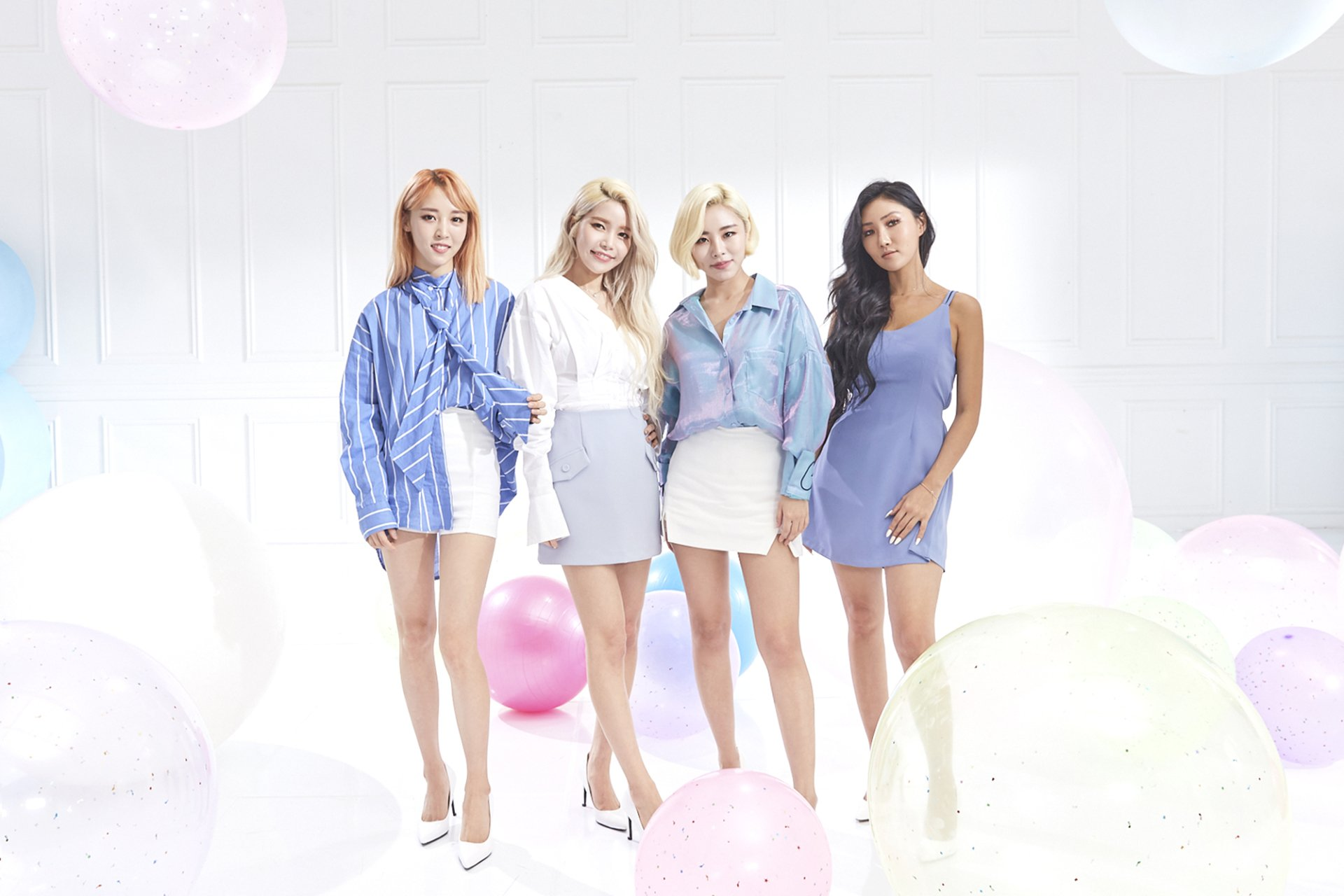 5 Mamamoo Hd Wallpapers Background Images Wallpaper Abyss