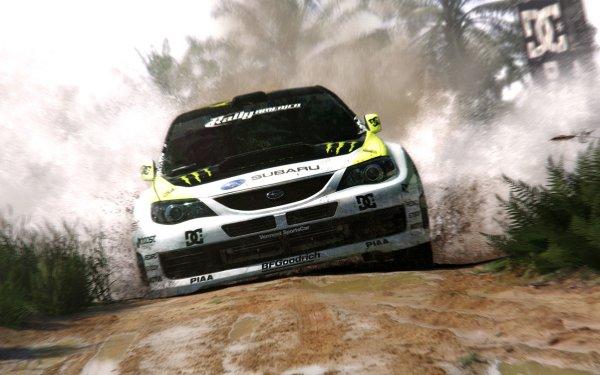 Video Game Colin Mcrae: Dirt Dirt HD Wallpaper   Background Image