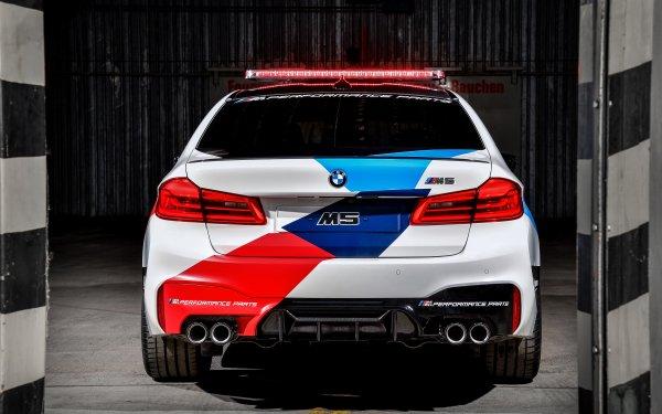 Vehicles BMW M5 BMW Safety Car Car BMW M5 MotoGP Safety Car HD Wallpaper | Background Image