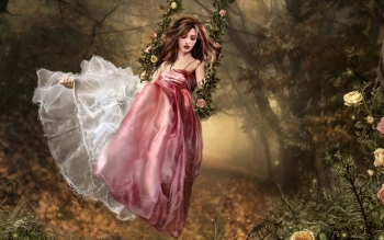 Fantasy - Women Wallpapers and Backgrounds ID : 91310