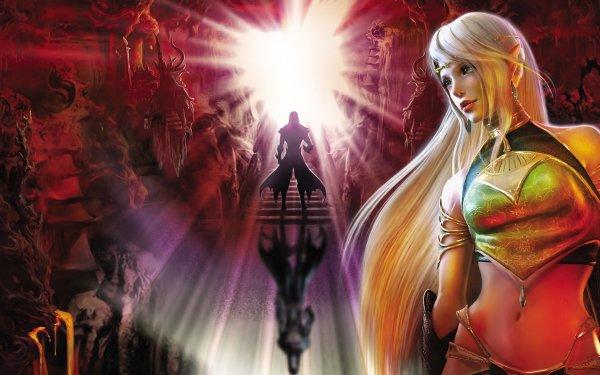 Video Game Kingdom Under Fire: Circle of Doom Kingdom Under Fire HD Wallpaper | Background Image