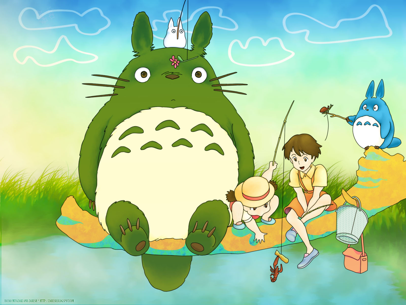My Neighbor Totoro Totoro.