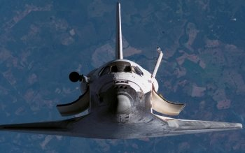 Voertuigen - Space Shuttle Wallpapers and Backgrounds ID : 91462