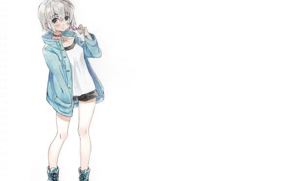 Anime BanG Dream! Girls Band Party! Moca Aoba Fondo de pantalla HD   Fondo de Escritorio