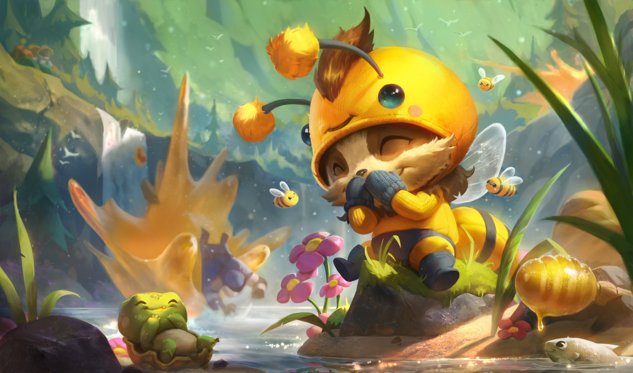 Beemo Hd Wallpaper Background Image 2047x1208 Id 917385