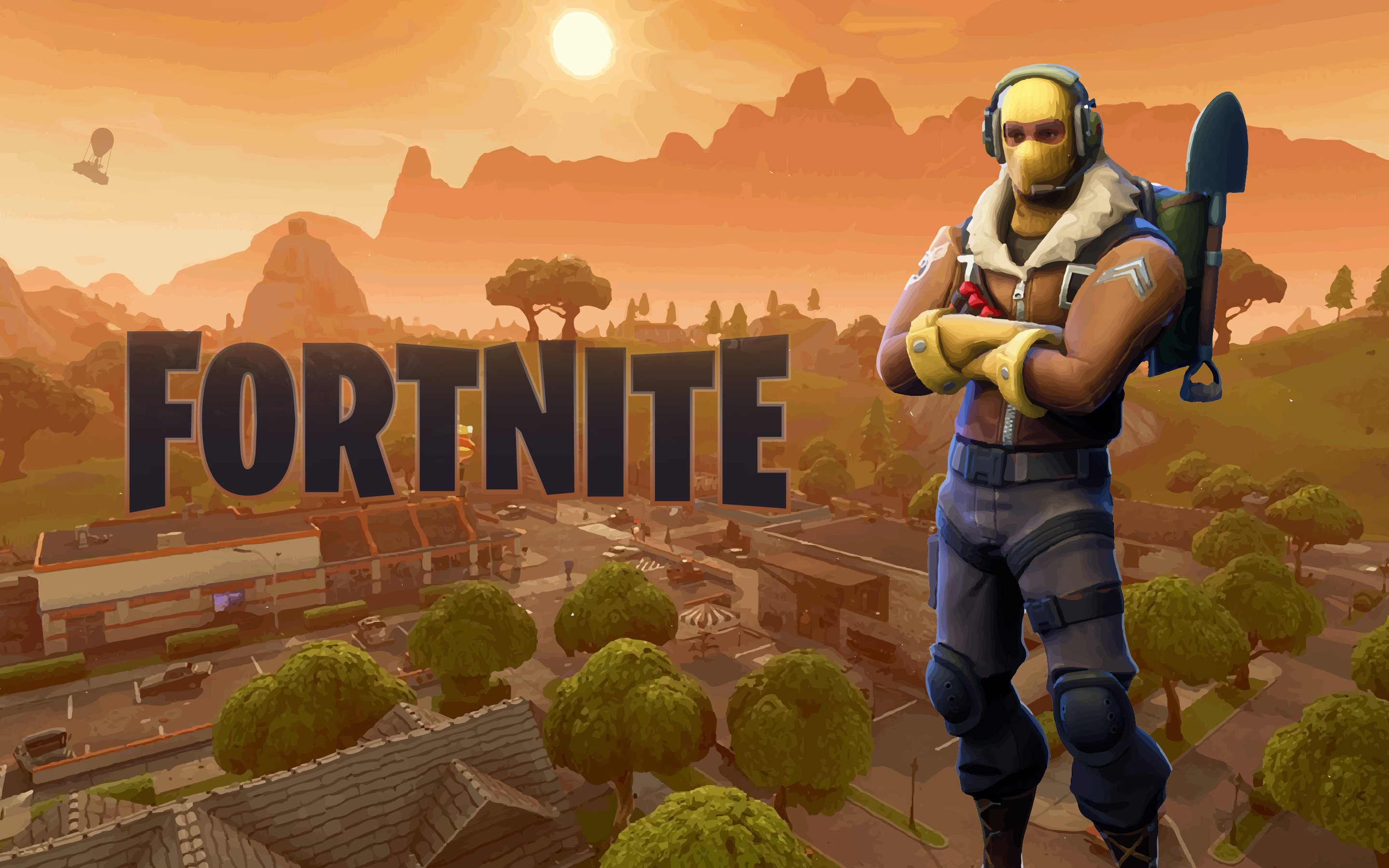 Fortnite Full HD Wallpaper and Background Image  2880x1800  ID:917875