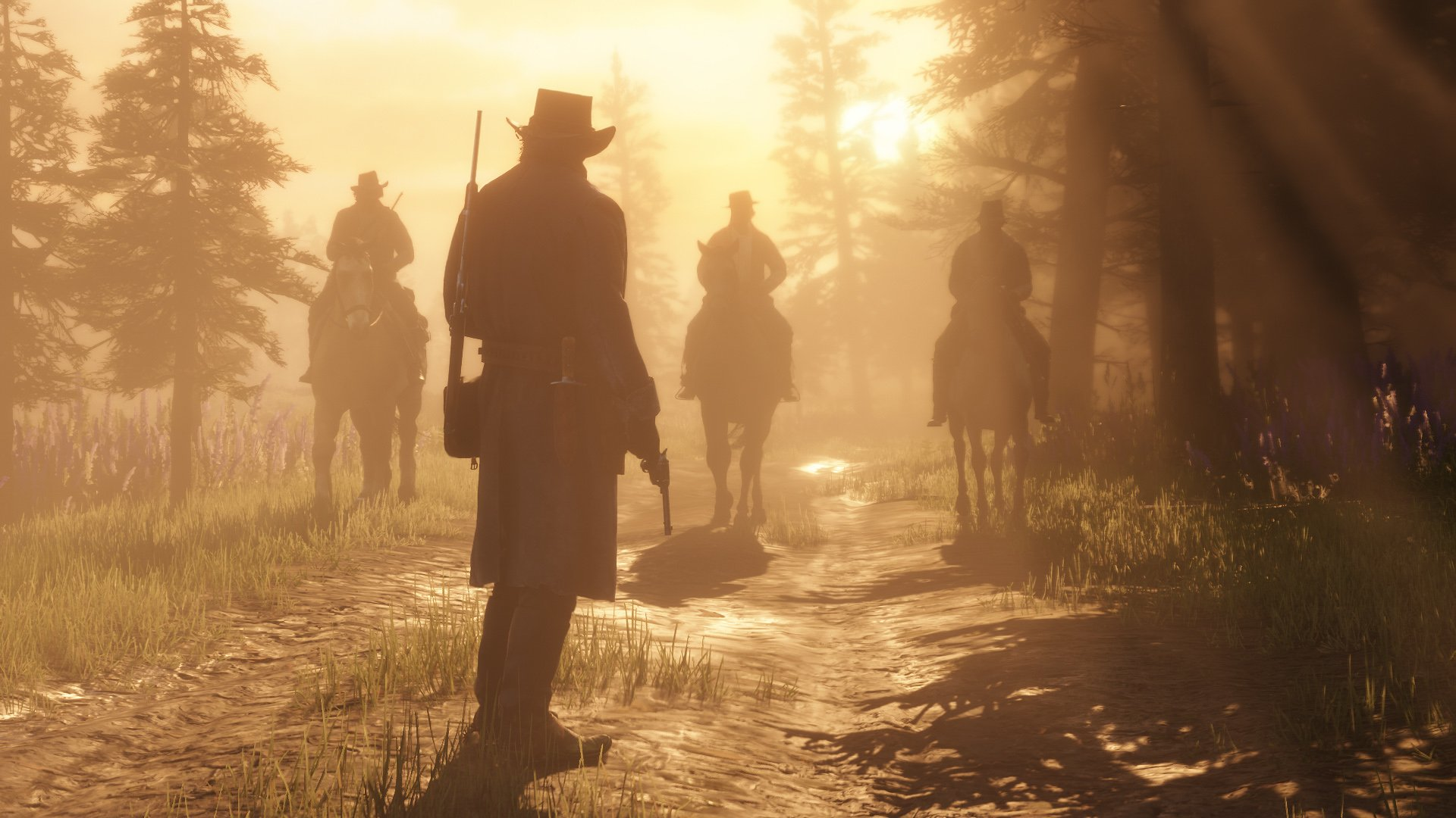 Video Game - Red Dead Redemption 2 Wallpaper