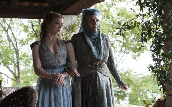 TV Show Game Of Thrones Margaery Tyrell Olenna Tyrell Natalie Dormer HD Wallpaper | Background Image