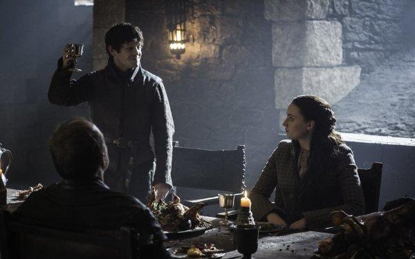 TV Show Game Of Thrones Ramsay Bolton Sansa Stark Iwan Rheon Sophie Turner HD Wallpaper   Background Image