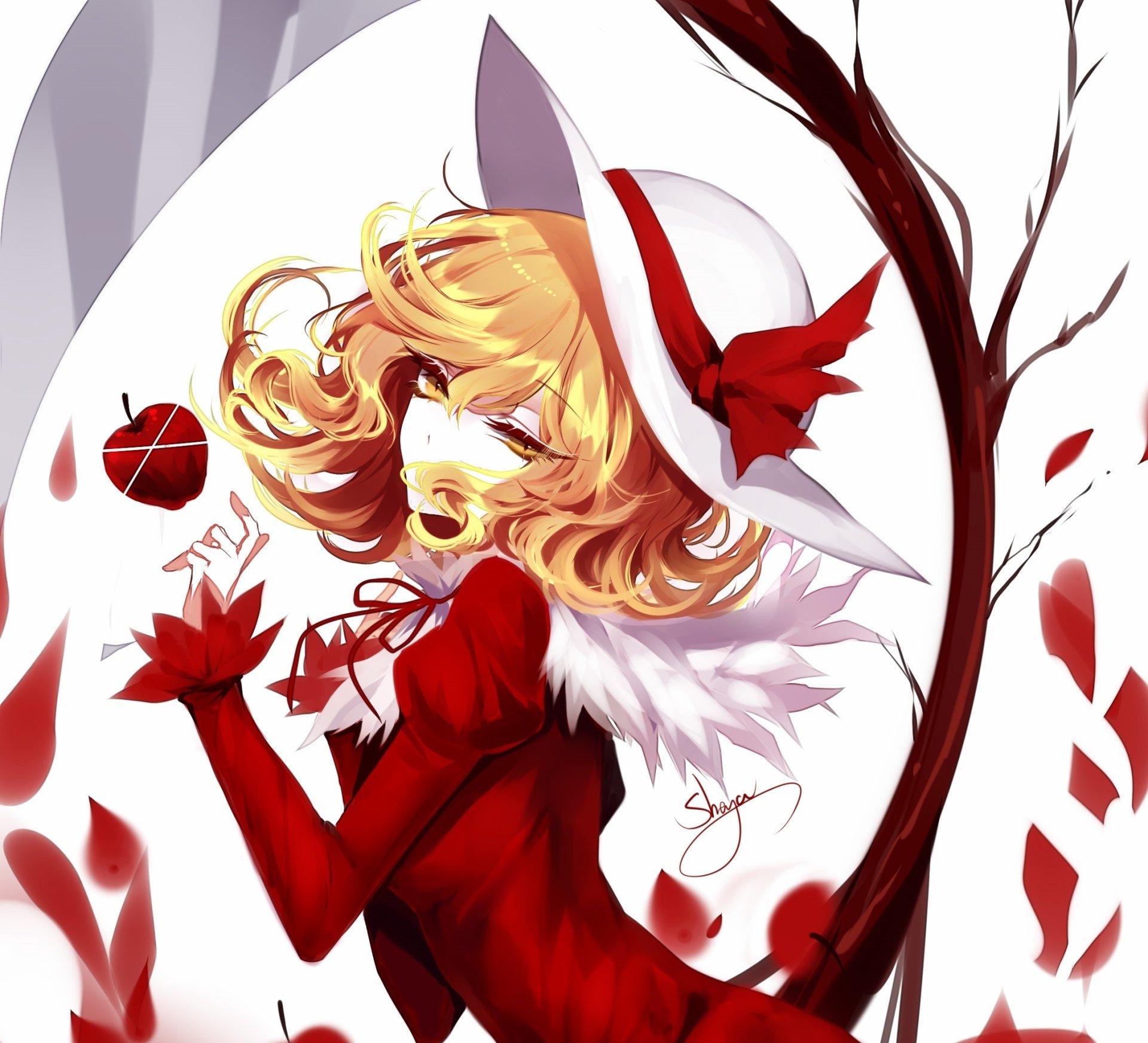 Anime - Touhou  Elly (Touhou) Wallpaper