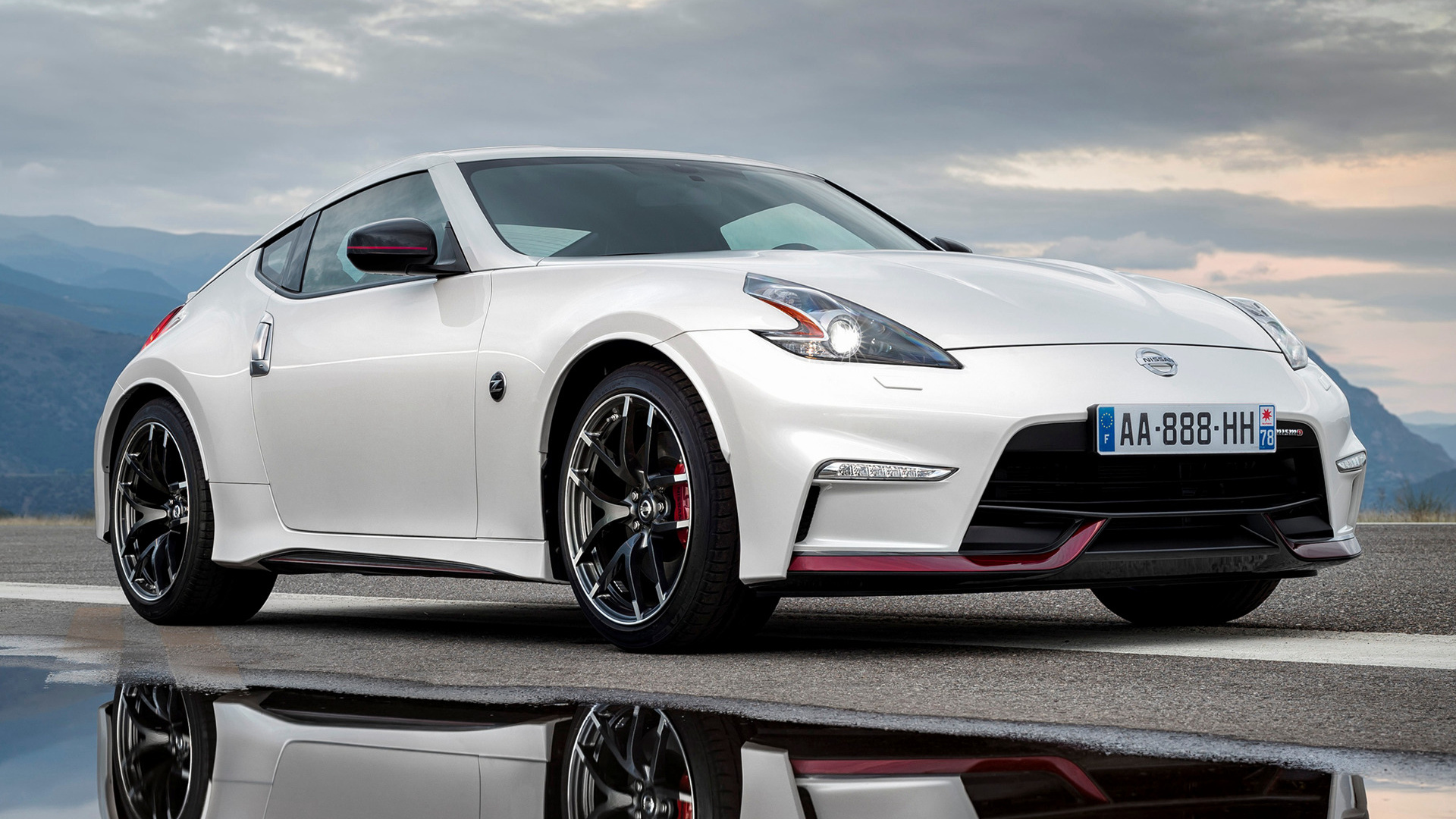 2014 Nissan 370z Nismo Hd Wallpaper Background Image 1920x1080