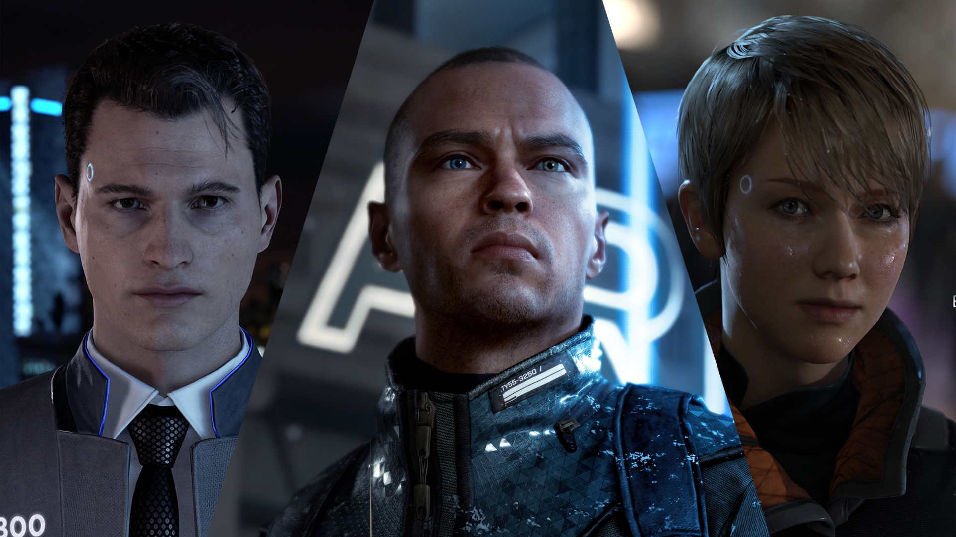 3 Connor (Detroit: Become Human) HD Wallpapers ...
