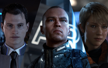 77 Detroit Become Human Hd Wallpapers Background Images