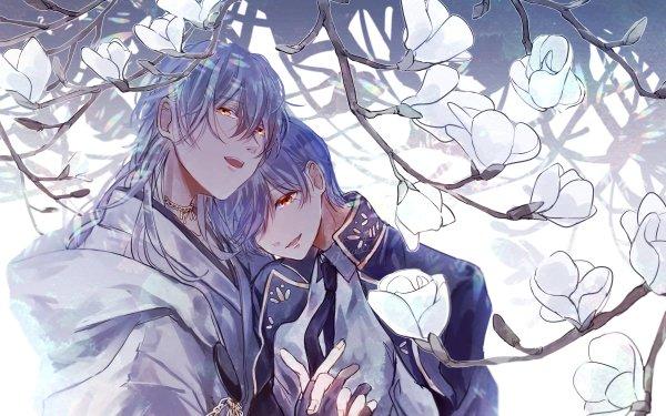 Anime Touken Ranbu Ichigo Hitofuri Tsurumaru Kuninaga HD Wallpaper | Background Image