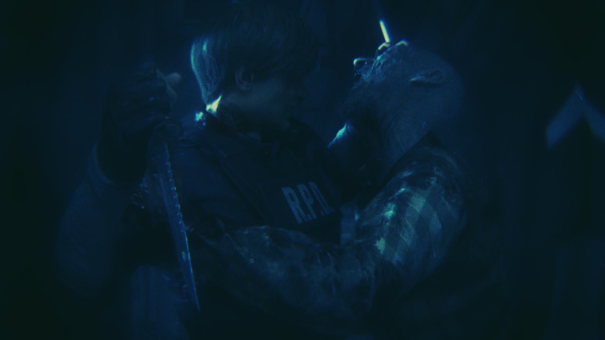 Resident Evil 2 2019 Hd Wallpaper Background Image