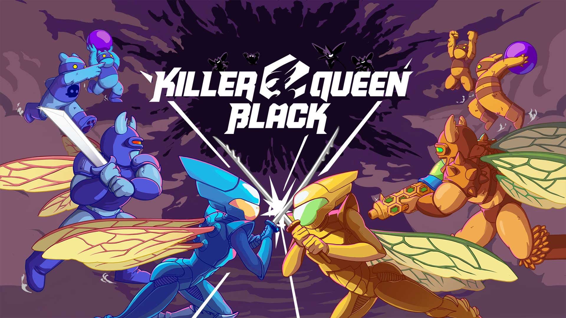 Killer Queen Black Hd Wallpaper Background Image 1920x1080 Id 927817 Wallpaper Abyss