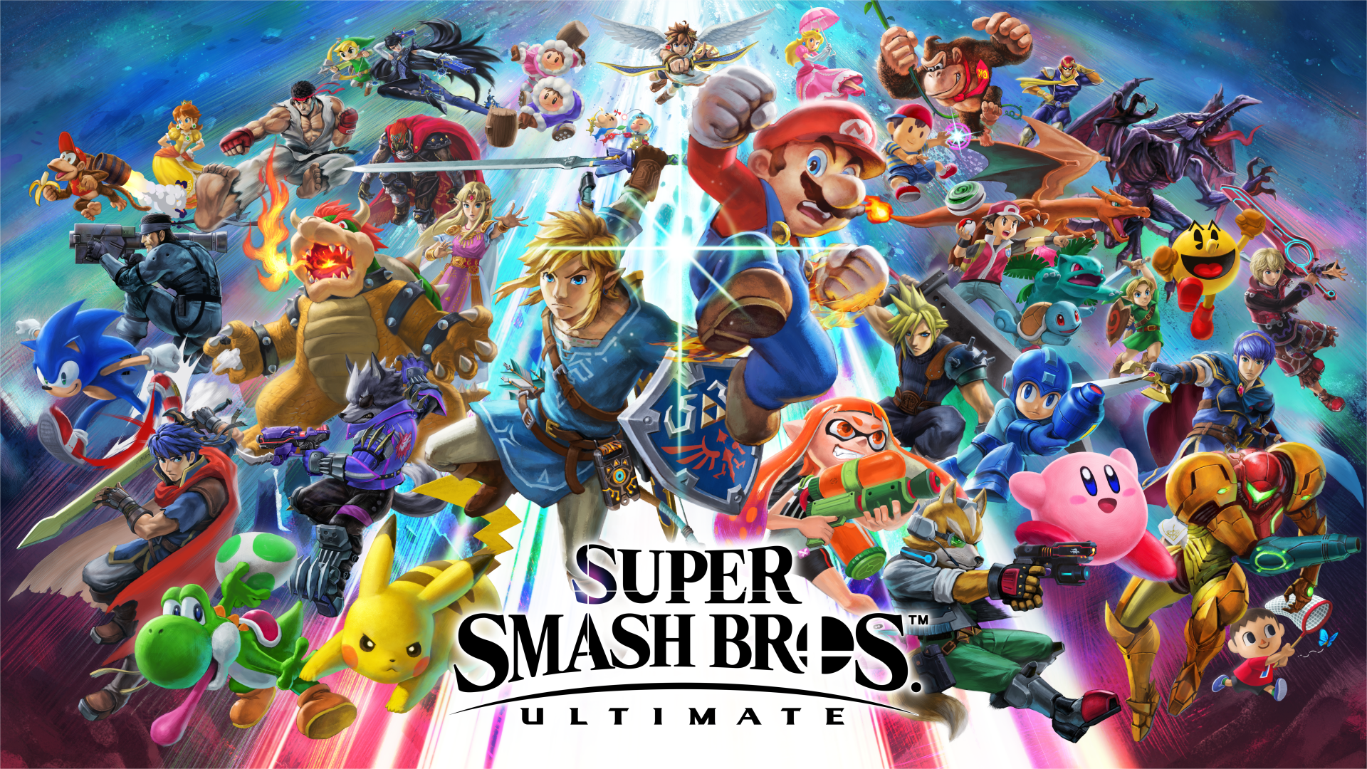 212 Super Smash Bros Ultimate Hd Wallpapers Background Images