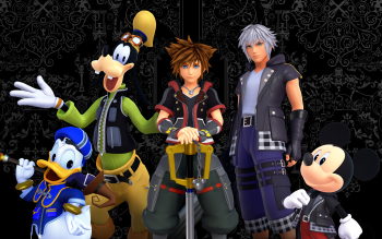 23 Kingdom Hearts Iii Hd Wallpapers Background Images Wallpaper