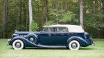 Preview Packard Super Eight Convertible Sedan