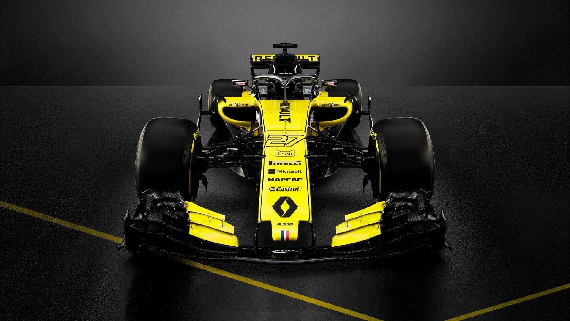 F1 Renault Hd Wallpaper Background Image 1920x1080 Id 928973 Wallpaper Abyss