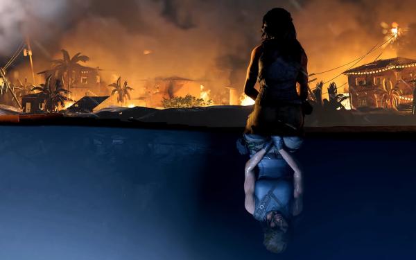 Video Game Shadow of the Tomb Raider Tomb Raider Lara Croft HD Wallpaper | Background Image