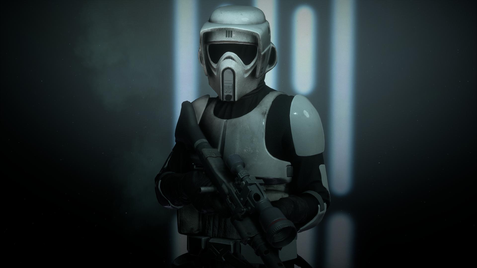 Scout Trooper HD Wallpaper