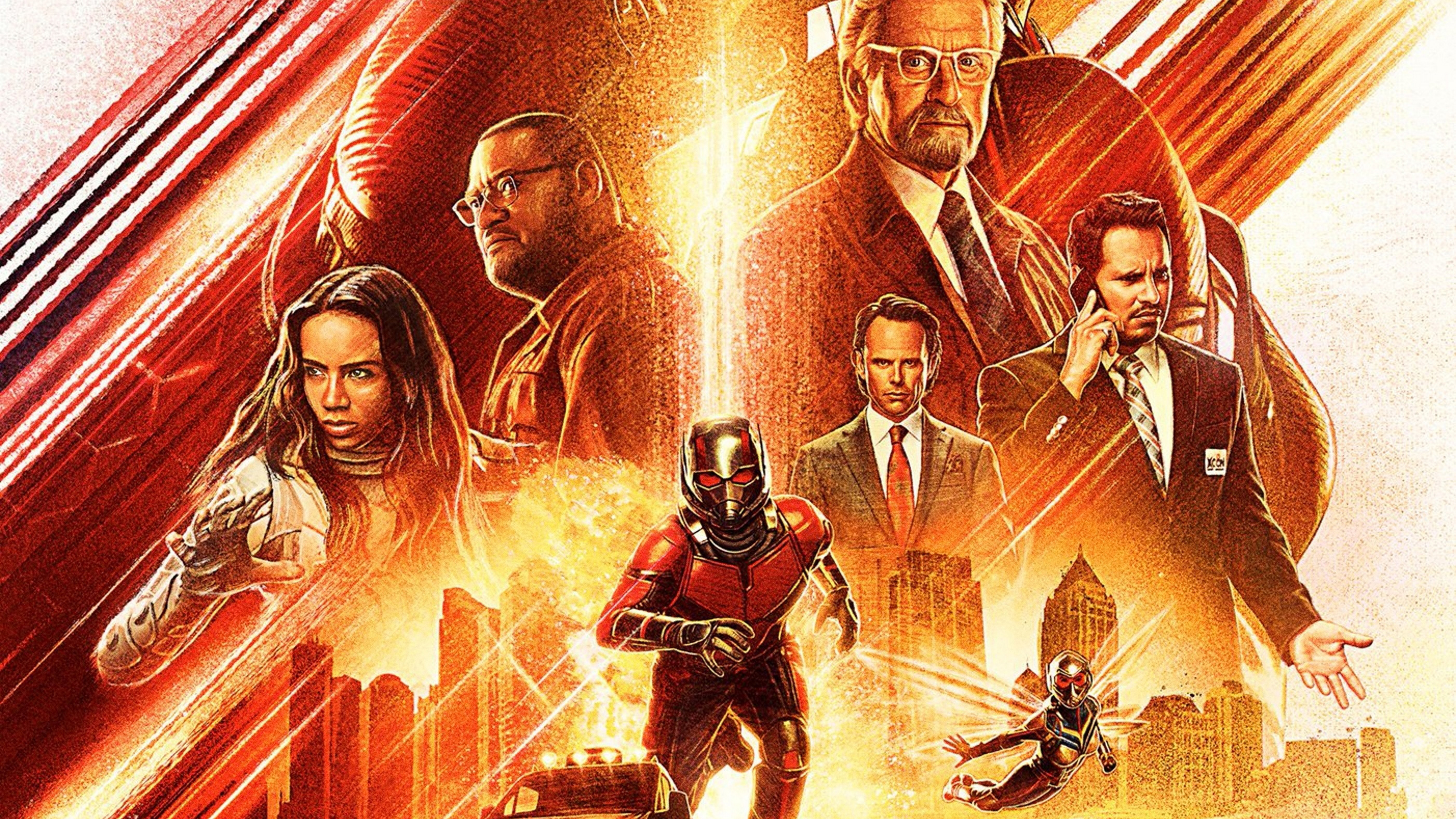 Ant Man And The Wasp Hd Wallpaper Background Image 2804x1578