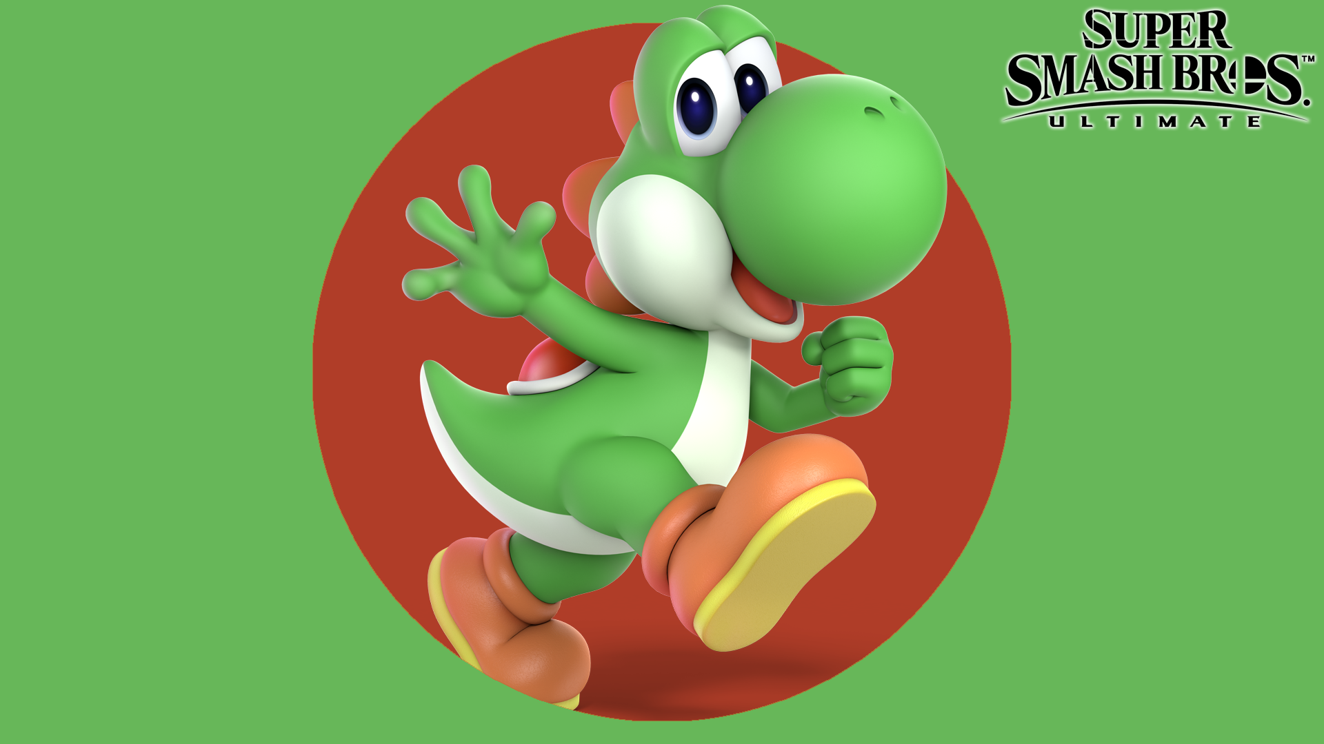 Ultimate Yoshi Wallpaper
