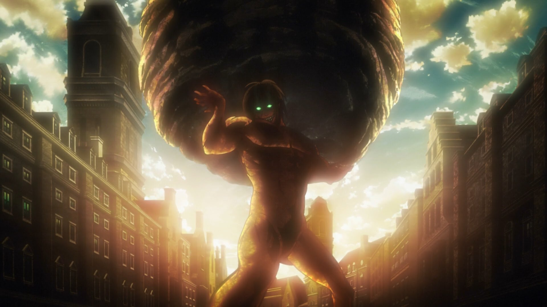 Attack On Titan Hd Wallpaper Background Image 1920x1080 Id 930378 Wallpaper Abyss