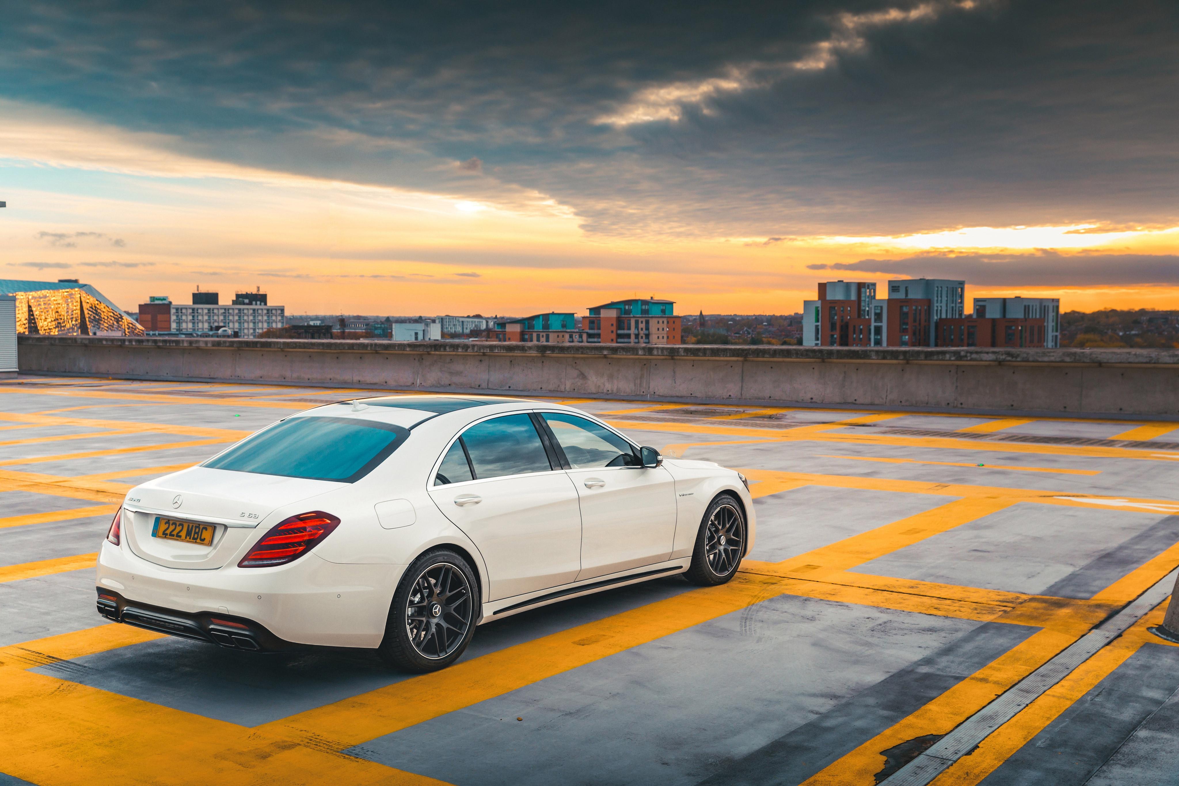 Mercedes-Benz S-Class 4k Ultra HD ...