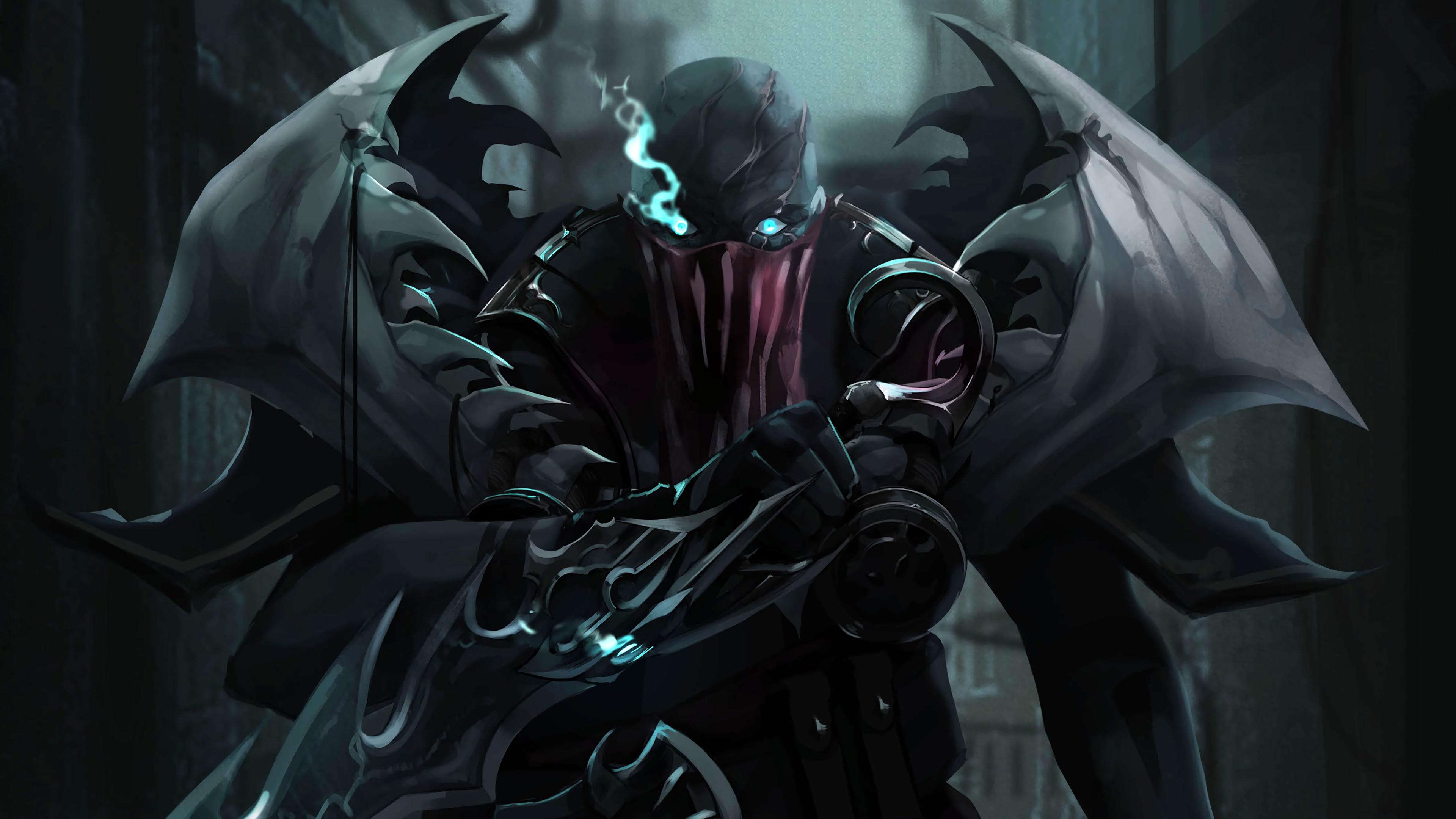 League Of Legends 4k Ultra Hd Wallpaper Background Image