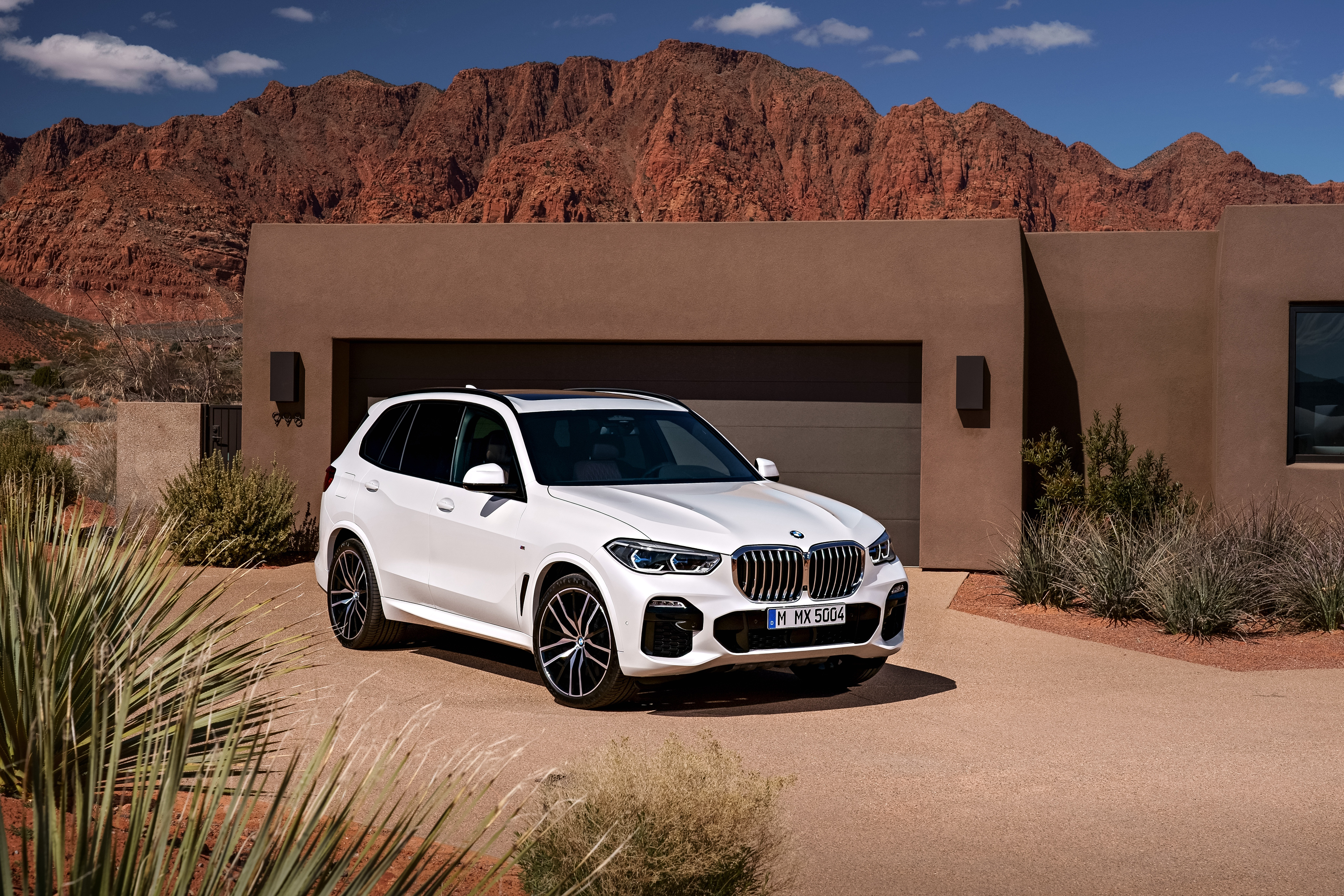 Bmw X5 4k Ultra Hd Wallpaper Background Image 4096x2731 Id