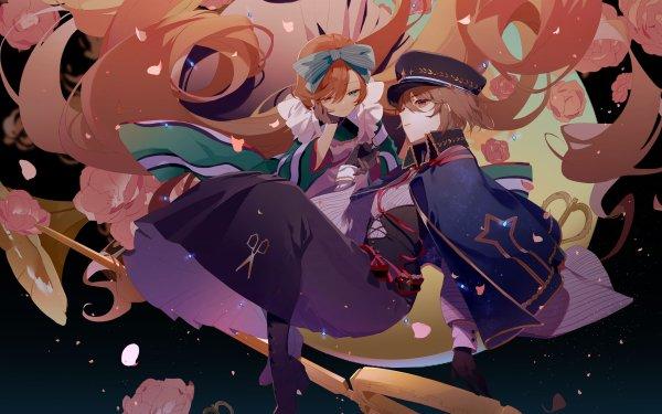 Anime Rozen Maiden Heterochromia Souseiseki Suiseiseki HD Wallpaper   Background Image