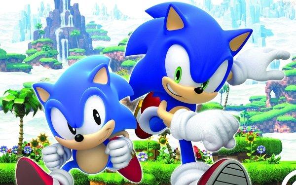 Video Game Sonic Generations Sonic Sonic the Hedgehog Sega HD Wallpaper | Background Image
