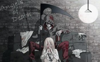 157 Angels Of Death HD Wallpapers