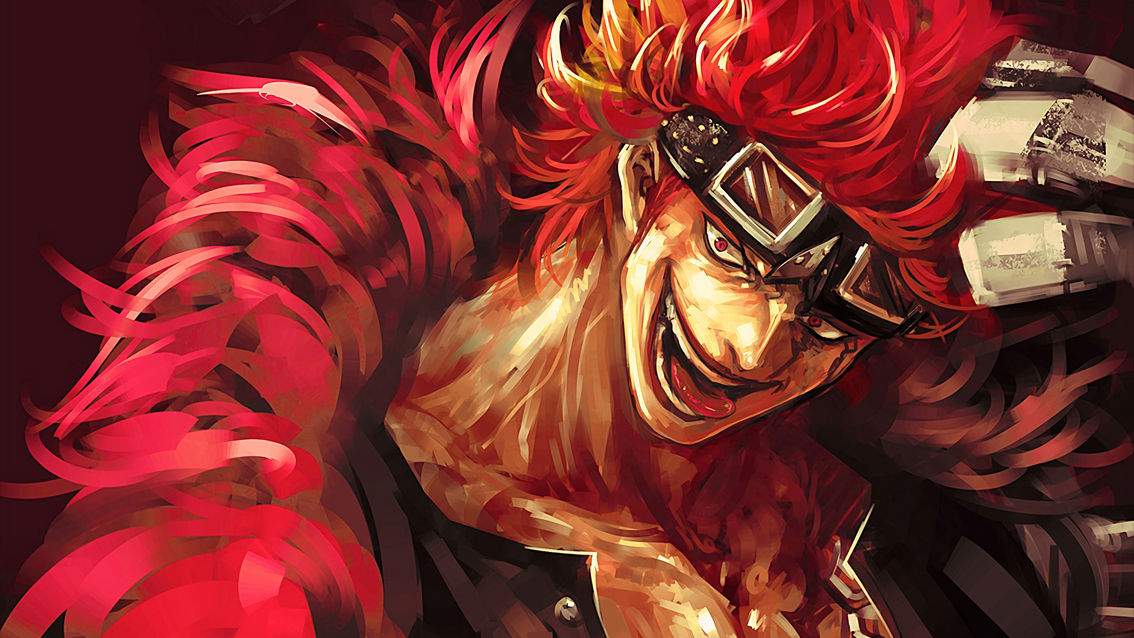 5 4K Ultra HD Eustass Kid Wallpapers   Background Images ...