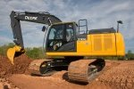 John Deere 210G LC HD Wallpapers | Background Images