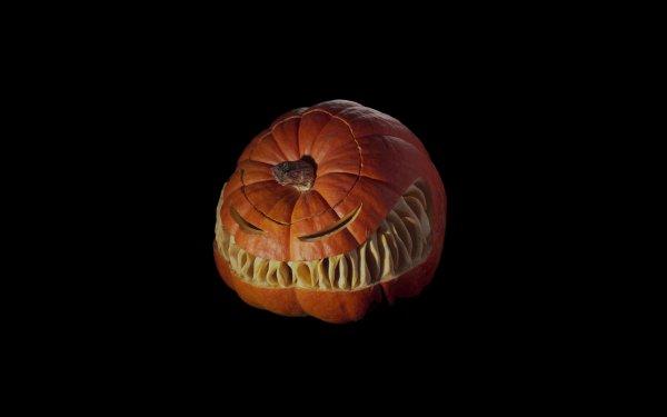 Vacances Halloween Citrouille Fond d'écran HD | Arrière-Plan