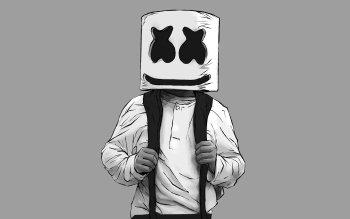 300+ Wallpaper Animasi Marshmello HD Gratis