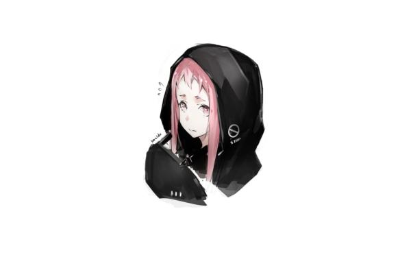 Anime Original Pink Hair Pink Eyes HD Wallpaper   Background Image