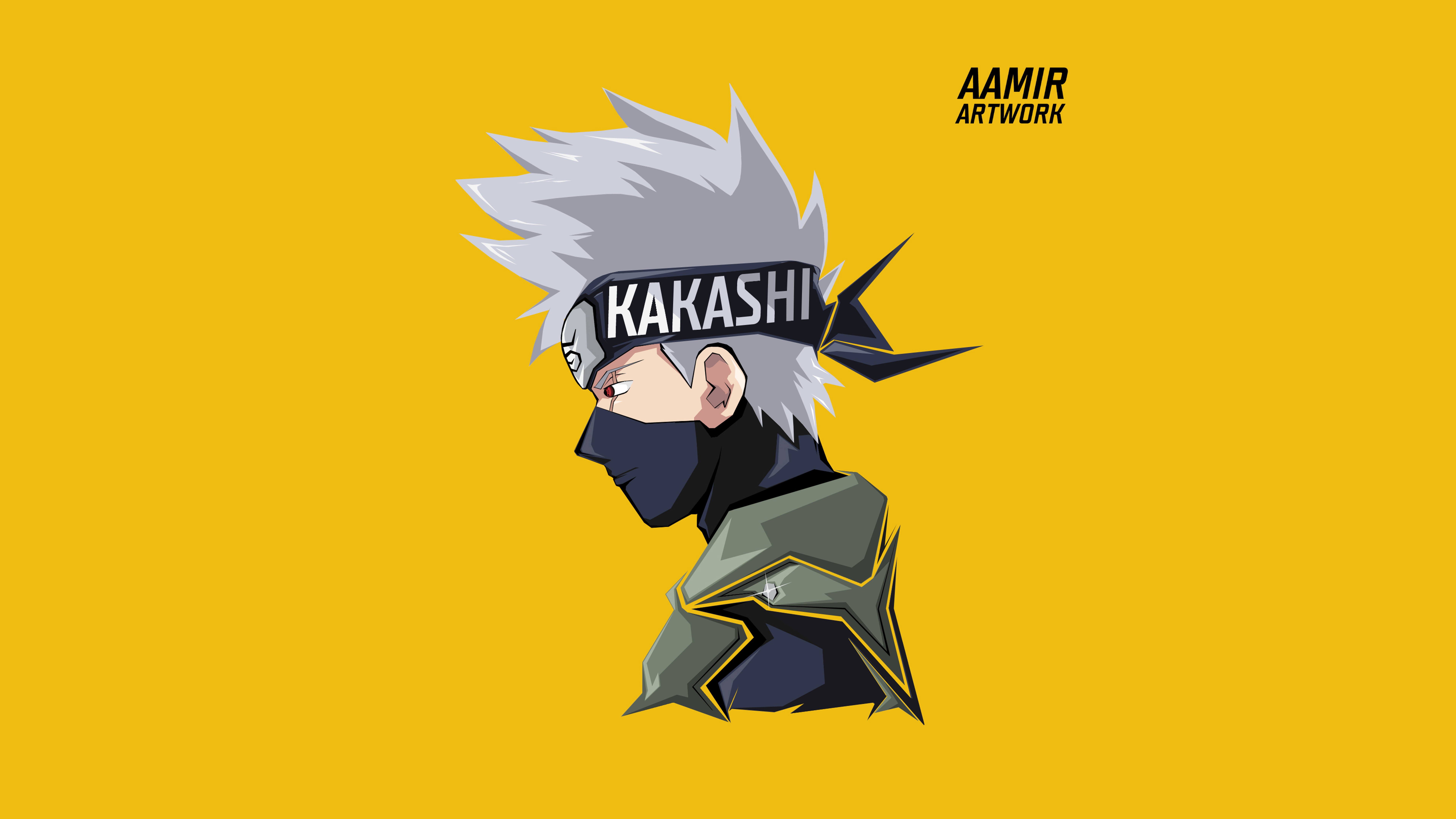 Kakashi Hatake 8k Ultra Hd Wallpaper Background Image
