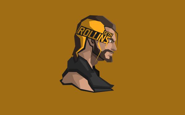 Sports WWE Seth Rollins HD Wallpaper | Background Image