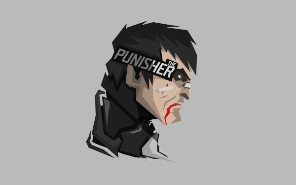 Comics Punisher HD Wallpaper   Background Image