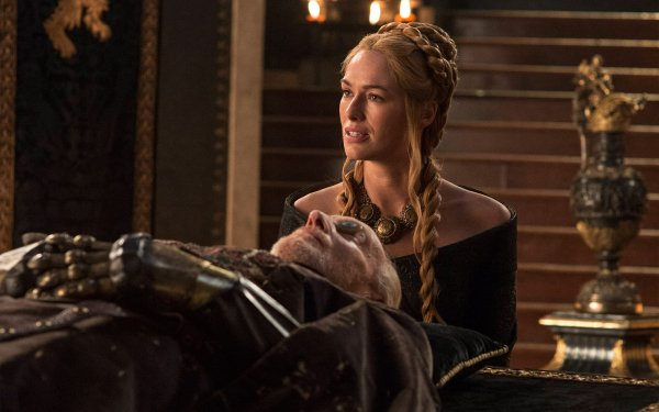 TV Show Game Of Thrones Cersei Lannister Tywin Lannister Lena Headey HD Wallpaper | Background Image